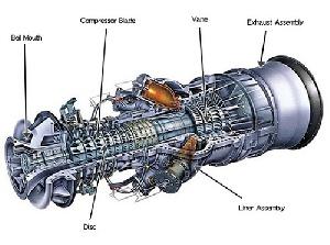 پروژه کامل توربين گازی رستون تی - ای